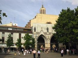 Plaça Vella i carrers del centre
